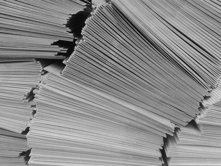Carácter residual, supletorio, subsidiario… de las notificaciones edictales