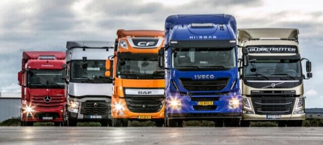 ¿Cuántas víctimas del cártel de los fabricantes camiones hay en España?